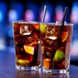 Cocktails Collection - Cuba Libre — Foto de Stock   #63311447