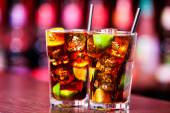 Cocktails Collection - Cuba Libre — Stock Photo