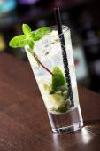 Cocktails Collection - Mojito — Stock Photo