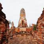 Wat Phra Mahathat, Ayuthaya — Stock Photo #63337691