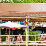 Massage at Chaweng Beach, Thailand — Stock Photo #63339583