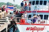 Phang Nga archipelago near Phuket — Stock Photo
