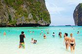 Maya Bay, Thailand — Stock Photo
