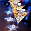 Cocktails Collection - Martini — Stock Photo #63340303