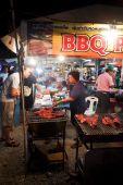 Street food in Phuket — Stock Photo