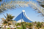 Jumeirah Beach hotel, Dubai — Stock Photo