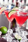 Cocktails collection - Cosmopolitan — Stock Photo