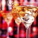 Famous cocktail Martini — Stock Photo #63361063