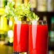 Постер, плакат: Cocktail collection Bloody Mary