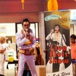 Elvis night show in Phuket — Stock Photo #63367419