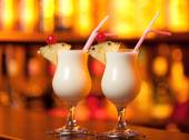 Cocktails Collection - Pina Colada — Stock Photo