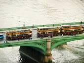 Westminster Bridge, London — Stock Photo