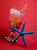 Collezione di cocktails - Hawaii (gonna di erba) — Foto Stock