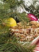 Traditional Christmas Food — Stock Photo