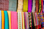 Burmese weaving — Stock Photo
