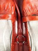 Fashion shoes and handbag — Foto Stock