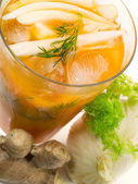 Cocktails Collection - Ginger Splice — Stock Photo