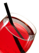 Wine Cooler Cocktail — Stock Photo