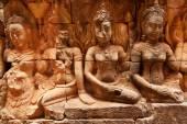 Teras Leper King of Angkor Wat — Stok fotoğraf