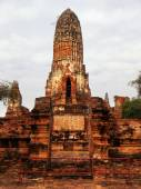 Wat Chaiwattanaram, Ayuthaya — Stock Photo