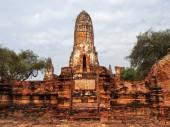 Wat Chaiwattanaram, Ayuthaya — Stock Photo