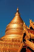 Shwezigon pagod, Bagan — Stockfoto