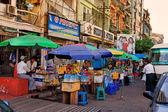 Chinese quarter, Yangon — Stock Photo