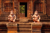 Banteay Srei, Angkor Wat, Cambodia — Stock Photo