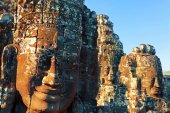 Temple de Bayon à Angkor Wat — Photo