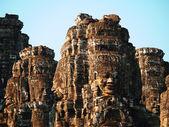Templo de Bayón en Angkor Wat — Foto de Stock