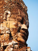 Bayon Temple in Angkor Wat — Stok fotoğraf