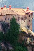 Meteora Clifftop Monasteries — ストック写真