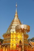 Wat Phrathat Doi Suthep, Thailand — Stock Photo