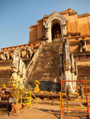 Wat Chedi Luang, Chiang Mai — Stock Photo