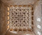 Vault of the Hall of the Kings in the Alhambra  of Granada, Spai — Foto de Stock