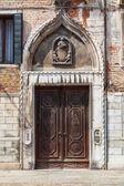 Door in Venice, Italy — Stock Photo
