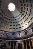 Pantheon, Rom, Italien — Stockfoto