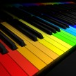 Symphony of colors concept — Stock Photo #52690491