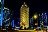 The Dubai World Trade Center — Stock Photo