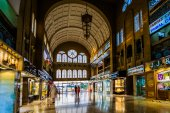 Central Souq in Sharjah City.UAE — Stock Photo