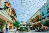 Mercato Shopping Center.Dubai,UAE — ストック写真
