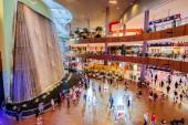 Dubai Mall,Dubai.UAE — Stockfoto