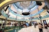 Dubai Mall.Dubai.UAE — Stock Photo