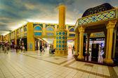 Interior Ibn Battuta Mall,Dubai,UAE. — Stock Photo