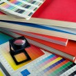 Printing color management — Stock Photo #52081881
