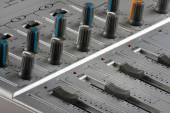 Music mixer — Stock Photo