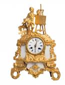 Old clocks — Stock Photo