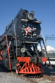 Oude locomotief — Stockfoto