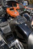 Motorrad — Stockfoto