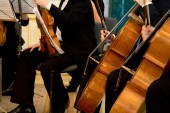 Concert of the classical music — Stockfoto